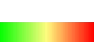 Intérieur blanc et extérieur laqué couleur